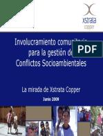 04. Involucramiento Comunitario Para La Gestion de Conflictos Socioambientales