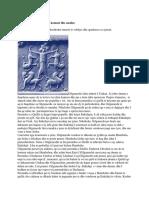 Epi i Gilgameshit Subjekt