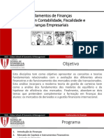FundamentosFinanas - Parte 1