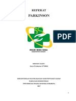 Referat Parkinson.doc