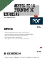2 Fundamentos de La Administración de Empresas