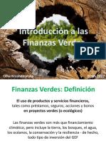Green Finance SP