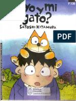 Yo y Mi Gato Satoshi Kitamura
