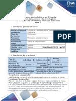 Guia de Actividades y Rúbrica de Evaluación - Fase 1 - Planeacion y Construccion de Un Trabajo Respecto Decisiones Bajo Un Entorno de Riesgo- (1)