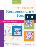 Cytopathology of Neuroendocrine Neoplasia - Color Atlas and Text