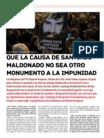 06 07 Bregman Santiago Maldonado