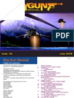 Ray Gun Revival magazine, Issue 44