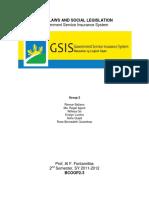 gsis presentation