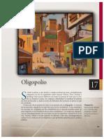 Oligopolio - Teoría de Juegos