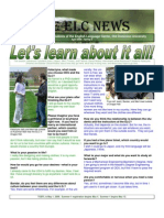 ELC News Spring II 2009