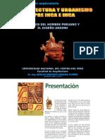 1. Arquitectura y Urbanismo Pre Inca e Inca