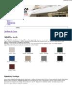 Catálogo de Cores   Casa dos Toldos - Porto Alegre   RS  .pdf
