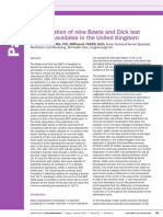 An Evaluation of Nine Bowie and Dick Test Products Available in the United Kingdom (Published IDSc J Aug 2012)