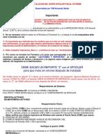 GUIA PARA SUPER SPOOLER IV - Procedimiento Standard de Configuracion