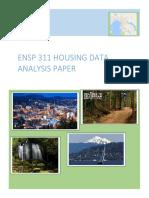 311 data analysis paper final draft