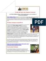 Stratus Building Solutions | Franquicia de Limpieza Comercial