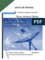 Laboratorio de Antenas 2