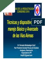 Tecnicas y Dispositivos Basicos y Avanzados VA 2010