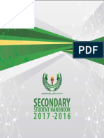 GES_secondary Handbook 2016-2017