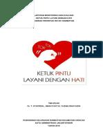 Laporan Monitoring Dan Evaluasi Kpldh Rambutan
