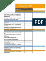 Clausula 6 Planificacion ISO 9001 2015 Herramienta Gap Analisis