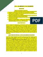 Amm Manual de Ética Médica Partes