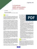 Aproximacion Al Paciente Con Enfermedades Glomerul