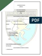 Informe Final de Planeamiento