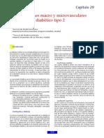 Complicaciones Macro y Icrovascvulares Del Pacient