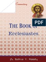 021 Ecclesiastes