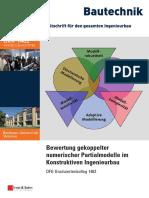 Synthese Und Analyse Von Gekoppelten Modellen Im k 3