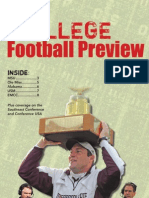 2010 Golden Triangle College Football Preview