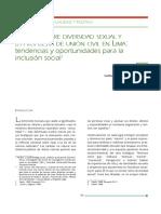La Propuesta de Unión Civil en Lima- Caceres -IEP