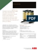 Catalogo Tranformadores a Seco ABB - Baixa Tensao