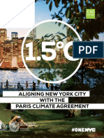 NYC climate change plan