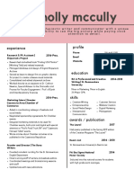 holly mccully resume