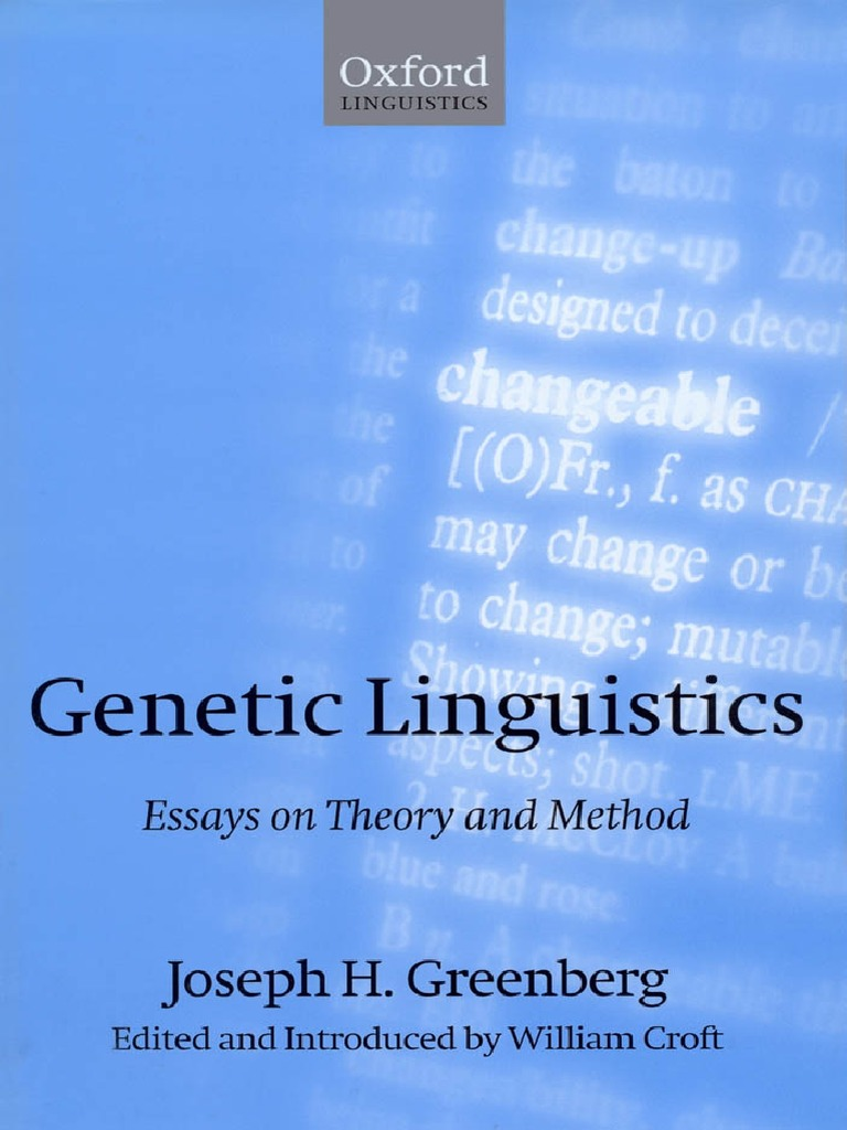 Greenberg j h geneticlinguisticspdf human communication greenberg j h geneticlinguisticspdf human communication languages fandeluxe Image collections