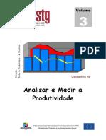 Medição e Análise Da Produtividade