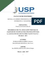Proyecto Final Prácticas PRE II