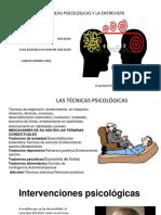 Psicología 1ra Unidad Sesion 3