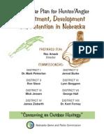 Hunter/Angler Recruitment, Development and Retention Plan
