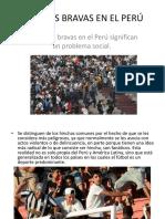 BARRAS BRAVAS EN EL PERÚ.pptx