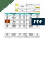 Plantilla de Excel Para Gastos e Ingresos