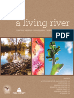 Living River Charting Wetland Conditions of the Lower Santa Cruz River 2016 Water Year 1
