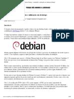 Debian Wheezy - Instalação e Utilização Em Desktops [Artigo]