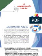 Adminis Publica