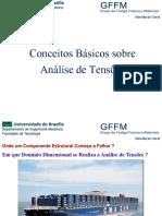 Conceitos básicos sobre análise de tensões