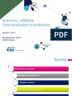 BlueNRG Guideline April 2015
