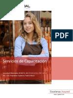 Catalogo de Cursos Alimentos