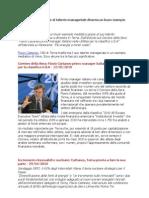 Flavio Cattaneo dal Corriere della Sera a Panorama, diventa un buon esempio mediatico